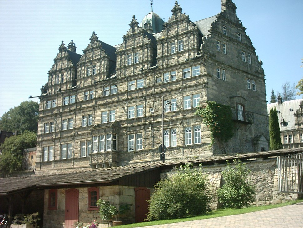 Schloss H%C3%A4melschenburg