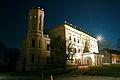 Schloss Krobnitz im Landkreis Görlitz bei Nacht.jpg