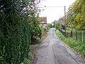 School Lane, Tarrant Gunville - geograph.org.uk - 1027642.jpg