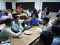 Science Career Ladder Workshop - Indo-US Exchange Programme - Science City - Kolkata 2008-09-17 01393.JPG