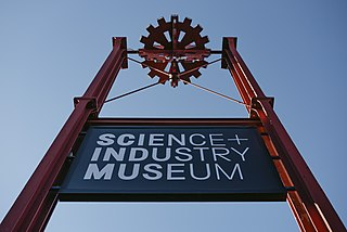 Science and Industry Museum Science museum in Liverpool Road, Manchester