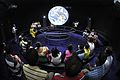 Science on Sphere - Dynamotion Hall - Science City - Kolkata 2016-06-20 4822.JPG