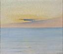 Sea in Sunset (August Hagborg) - Nationalmuseum - 23844.tif