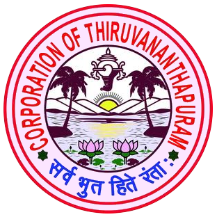 Official seal of Thiruvananthapuram
