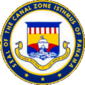 Seal of the Panama Canal Zone