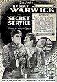 Secret Service (1919) - Ad 2.jpg