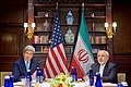 Secretary Kerry Addresses Reporters Before Meeting With Iranian Foreign Minister Zarif (25979802543).jpg