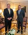 Secretary Pompeo Meets with Iraqi Prime Minister Al-Kadhimi (50245172396).jpg