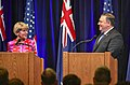 Secretary Pompeo and Australian Foreign Minister Bishop Participate in Joint Press Availability During AUSMIN (29747495468).jpg