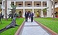 Secretary Tillerson Walks With President Kenyatta on the State House Lawn (26842895048).jpg