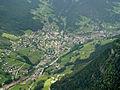 Seiseralm, view on Ortisei (St. Ulrich) - panoramio.jpg