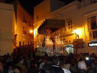 Vejer de la Frontera - Holy Week