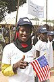 Senegalese girl appreciates better school intrastructure (6595720657).jpg