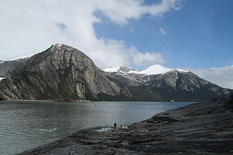 Alberto de Agostini National Park -  Seno Pía