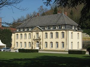 Château de Septfontaines - Château de Septfontaines, Luxembourg City