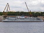Sergey Obraztsov on Khimki Reservoir 27-jun-2012 02.JPG