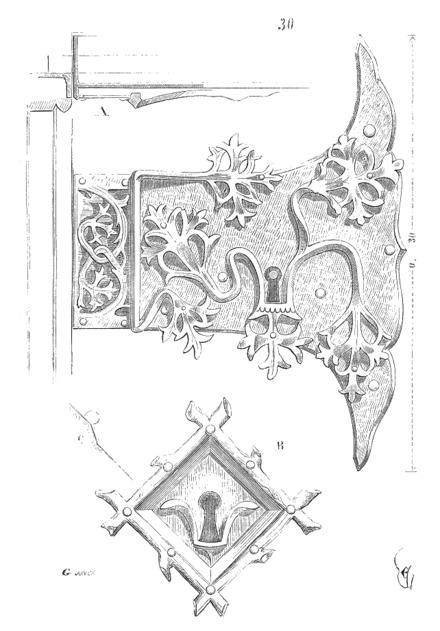 Page viollet le duc dictionnaire raisonn de l for Architecture 17eme siecle