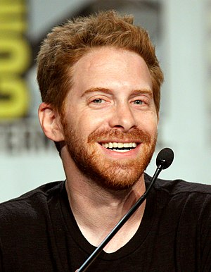 "Deep Throat (The X-Files episode) - Seth Green (pictured in 2011) was cast as ""stoner kid"" Emil, and spent production ""goofing off"" with star David Duchovny."