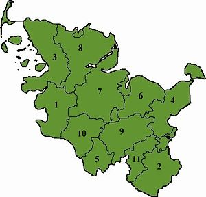 Tyskland Karta Wacken.Schleswig Holstein Wikipedia