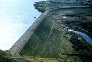 Shadehill Dam