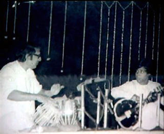 Samta Prasad Musical artist