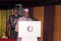 Shankar Dayal Sharma Addresses - Dedication Ceremony - CRTL and NCSM HQ - Salt Lake City - Calcutta 1993-03-13 28.tif