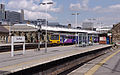 Sheffield station MMB 53 144002 144001.jpg