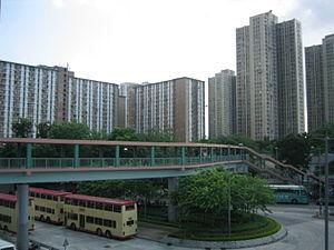 Sheung Shui - Public estates in Sheung Shui