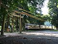 Shimohara hachiman shrine JR Takayama Line,Gero city,Gifu,Japan.JPG