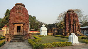 Boudh district - Reameshwar/ Ramanath Temples