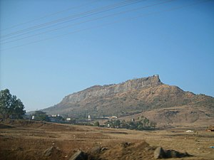 Pune district - Shivneri fort, Junnar, Birth place of shivaji Maharaj, the founder of Maratha empire