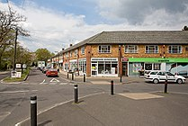 Shops on Ringwood Road, Bransgore - geograph.org.uk - 1854327.jpg
