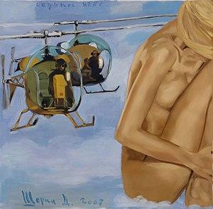 Dmitry Shorin - Image: Shorin 7sky 2007