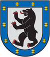Coat of arms of Šauļu apriņķis