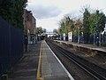 Sidcup station look west.JPG