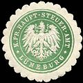Siegelmarke Königlich Preussische Haupt - Steuer - Amt - Lüneburg W0226803.jpg