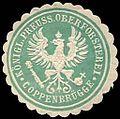 Siegelmarke Königlich Preussische Oberförsterei - Coppenbrügge W0247050.jpg
