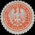 Siegelmarke Kreis-Ausschuss des Kreises Luckau W0368067.jpg