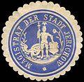 Siegelmarke Magistrat der Stadt Jerichow W0300841.jpg