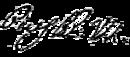Signature de Pie VII
