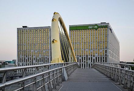 Silesia Star building, Katowice (Kattowitz), Upper Silesia