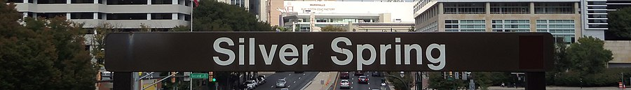 Silver Spring page banner
