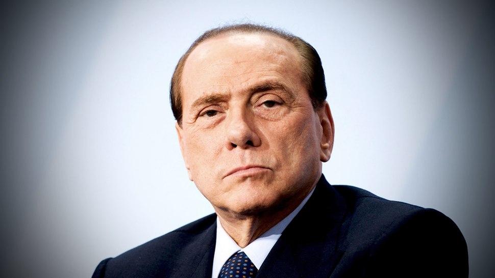 Silvio Berlusconi Portrait
