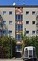 Simmering - Gemeindebau Salvador-Allende-Hof - Stiege 43.jpg