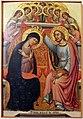 Simone dei crocifissi, incoronazione della vergine, 1355-90 ca., firmato.jpg