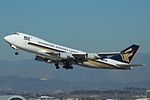 Singapore Airlines Cargo, Boeing 747-412F, 9V-SFA (16698930999).jpg