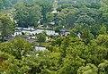 Singapore Chinesischer Garten Blick von der Pagode in den Japanischen Garten.jpg
