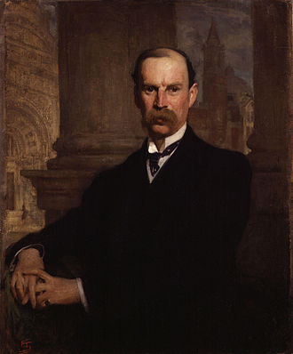 Aston Webb - Image: Sir Aston Webb by Solomon Joseph Solomon