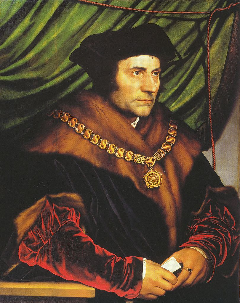 an introduction to the history of sir thomas more Thomas more was the key counselor of king henry viii of england, who was tried  for treason and beheaded in 1535 he is remembered for his.