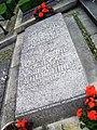 Sir Winston and Clementine Churchill's grave - panoramio.jpg